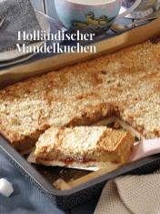 Rezept - Holländischer Mandelkuchen - Simply kreativ Backen Thermomix - 0218