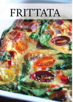 Rezept - Frittata - Gesund & fix kochen mit dem Thermomix® 03/2018
