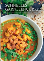 Rezept - Schnelles Garnelencurry - Gesund & fix kochen mit dem Thermomix® 03/2018
