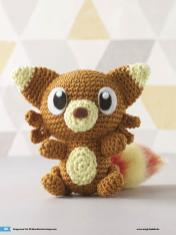 Häkelanleitung Rudolpho Mini Monster Amigurumi Vol20