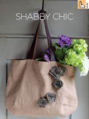 Nähanleitung - Shabby Chic - Simply Kreativ Heft 02/2019