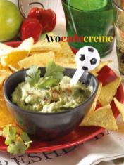 Rezept - Avocadocreme - Simply Kreativ – Neue Rezepte für den Thermomix® 03/18