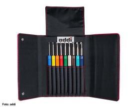 Praktisch verpackt können die Nadeln mit auf jeden Trip.