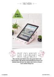 Nähanleitung - Gut gelagert - Simply Nähen - 03/2018