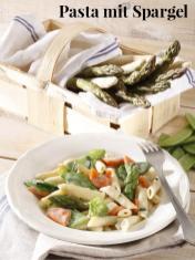 Rezept - Pasta mit Spargel - Simply Kreativ Erdbeeren- und Spargel-Rezepte für den Thermomix®