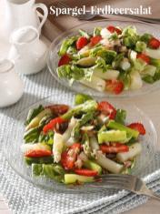 Rezept - Spargel-Erdbeersalat - Simply Kreativ Erdbeeren- und Spargel-Rezepte für den Thermomix®