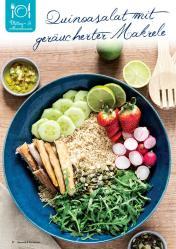 Rezept - Quinoasalat mit geräucherter Makrele - Gesund und fix mit dem Thermomix - 0418