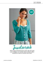 Strickanleitung - Juwelenraub - Simply Stricken - 0418