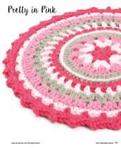 Häkelanleitung - Pretty in Pink - Mini Häkeln Vol. 3 – Mini Mandalas Häkeln 03/2018
