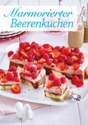 Rezept - Marmorierter Beerenkuchen - Simply Backen mit dem Thermomix® 04/2018