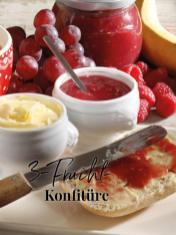 Rezept - 3-Frucht-Konfitüre - Simply Kreativ - Neue Rezepte für den Thermomix® - 04/2018