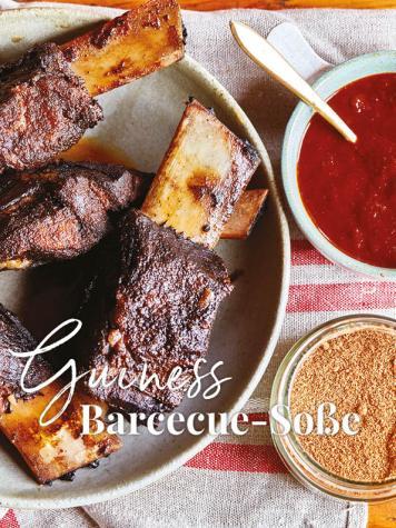 Rezept - Guiness-Barbecue-Sosse - Simply Kreativ - Neue Rezepte für den Thermomix® - 04/2018
