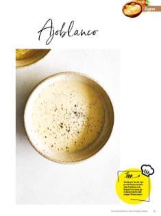 Rezept - Kalte Sommergetreide-Suppe - Simply Kreativ - Neue Rezepte für den Thermomix® - 04/2018
