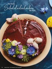 Rezept - Schokoladenkuchen - Simply Kreativ - Neue Rezepte für den Thermomix® - 04/2018