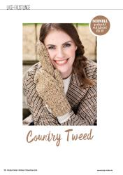 Strickanleitung - Country Tweed - Simply Stricken - 06/2018