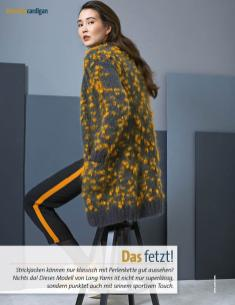 Strickanleitung - Das Fetzt - Fantastische Herbst-Strickideen - 04/2018