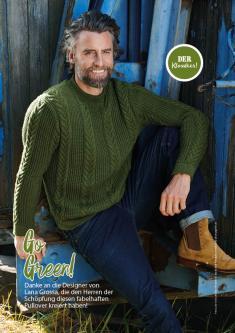 Strickanleitung - Go Green - Simply Stricken 05/2018