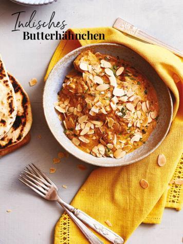 Rezept - Indisches Butterhähnchen - Simply Kreativ - Neue Rezepte für den Thermomix® - 04/2018