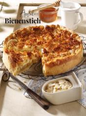 Rezept - Apfel-Bienenstich - Simply Kreativ Äpfel-und Pflaumen-Rezepte für den Thermomix® 05/2018