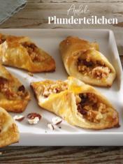 Rezept - Apfel-Plunderteilchen - Simply Kreativ Äpfel-und Pflaumen-Rezepte für den Thermomix® 05/2018