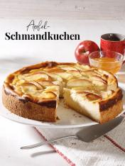 Rezept - Apfel-Schmandkuchen - Simply Kreativ Äpfel-und Pflaumen-Rezepte für den Thermomix® 05/2018
