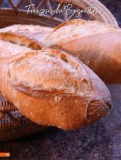 Rezept - Französische Baguettes - Simply Backen Sonderheft Brotdoc 01/2018