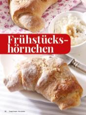 Rezept - Frühstücks-hörnchen - Simply Kreativ - Brot backen - Sonderheft - 01/2019