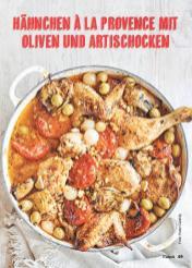 Rezept - Hähnchen à la Provence - Simply Kochen Mediterran 05/2018