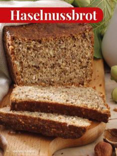 Rezept - Haselnussbrot - Simply Kreativ - Brot backen - Sonderheft - 01/2019