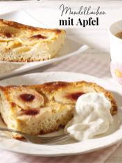 Rezept - Mandelkuchen mit Apfel - Simply Kreativ Äpfel-und Pflaumen-Rezepte für den Thermomix® 05/2018