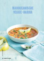 Rezept - Marokkanische Veggie-Harira - Simply Kochen Suppen & Eintöpfe 01/2018