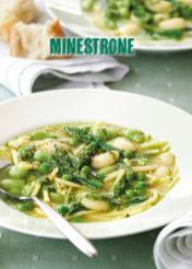 Rezept - Minestrone - Simply Kochen Mediterran 05/2018