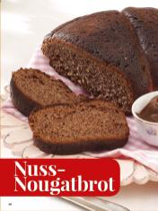 Rezept - Nuss-Nougatbrot - Simply Kreativ - Brot backen - Sonderheft - 01/2019