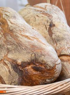Rezept - Sommerbrot - Simply Backen Sonderheft Brotdoc 01/2018