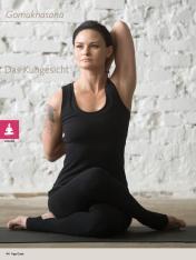 Yoga-Anleitung - Das Kuhgesicht - Yoga - der große Guide - 01/2018