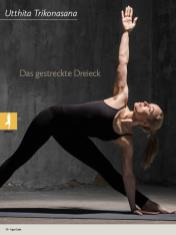 Yoga-Anleitung - Das gestreckte Dreieck - Yoga - der große Guide - 01/2018
