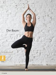Yoga-Anleitung - Der Baum - Yoga - der große Guide - 01/2018