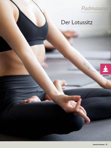 Yoga-Anleitung - Der Lotussitz - Yoga - der große Guide - 01/2018