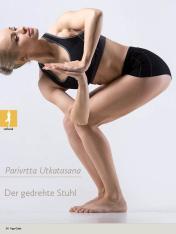 Yoga-Anleitung - Der gedrehte Stuhl - Yoga - der große Guide - 01/2018