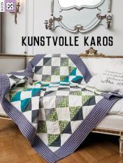 Nähanleitung - Kunstvolle Karos - Simply Kreativ - 04/2018