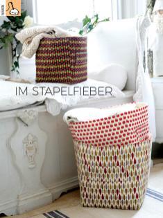 Nähanleitung - Im Stapelfieber - Simply Kreativ - 04/2018