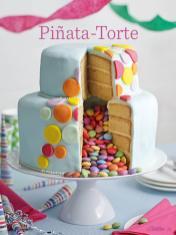 Rezept - Piñata-Torte - Das große Backen - 10/2018