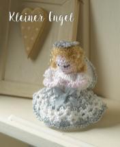Häkelanleitung - Kleiner Engel - Mini Weihnachts-Deko Häkeln Vol. 5