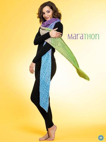 Häkelanleitung - Marathon - Simply Kreativ Häkeln mit Farbverlaufs-Bobbeln Vol. 2 Heft 02/2019