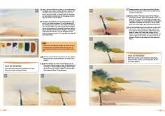 Malanleitung - Sanddüne - Deine Malschule Vol. 3 - 03/2018