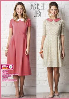 Nähanleitung - Das Kleid Libby - Simply Nähen - 06/2018