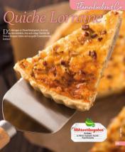 Rezept - Quiche Lorraine - Simply Kochen mini – Rezepte für den Thermomix® 06/2018