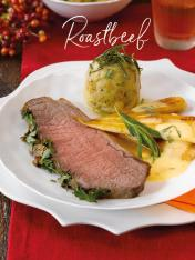 Rezept - Roastbeef - Simply Kreativ Sonderheft Weihnachtsrezepte 01/2019