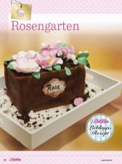 Rezept - Rosengarten - Das grosse Backen - 11/2018
