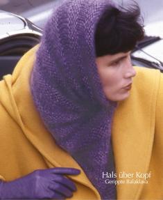 Strickanleitung - Hals über Kopf - Gerippte Balaklava - Designer Knitting 01/2019